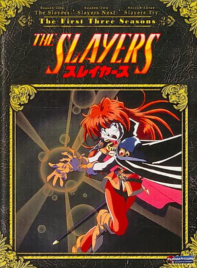 SLAYERS:SEASONS 1-3 BY SLAYERS (DVD)
